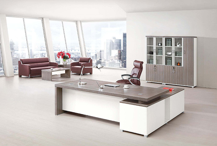 板式办公家具怎么设计表现出自然美?